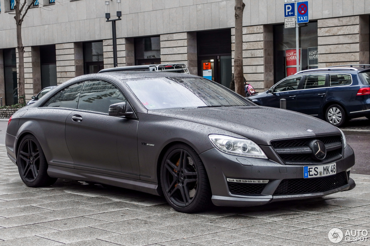Mercedes Benz Cl 65 Amg C216 2011 18 January 2015 Autogespot