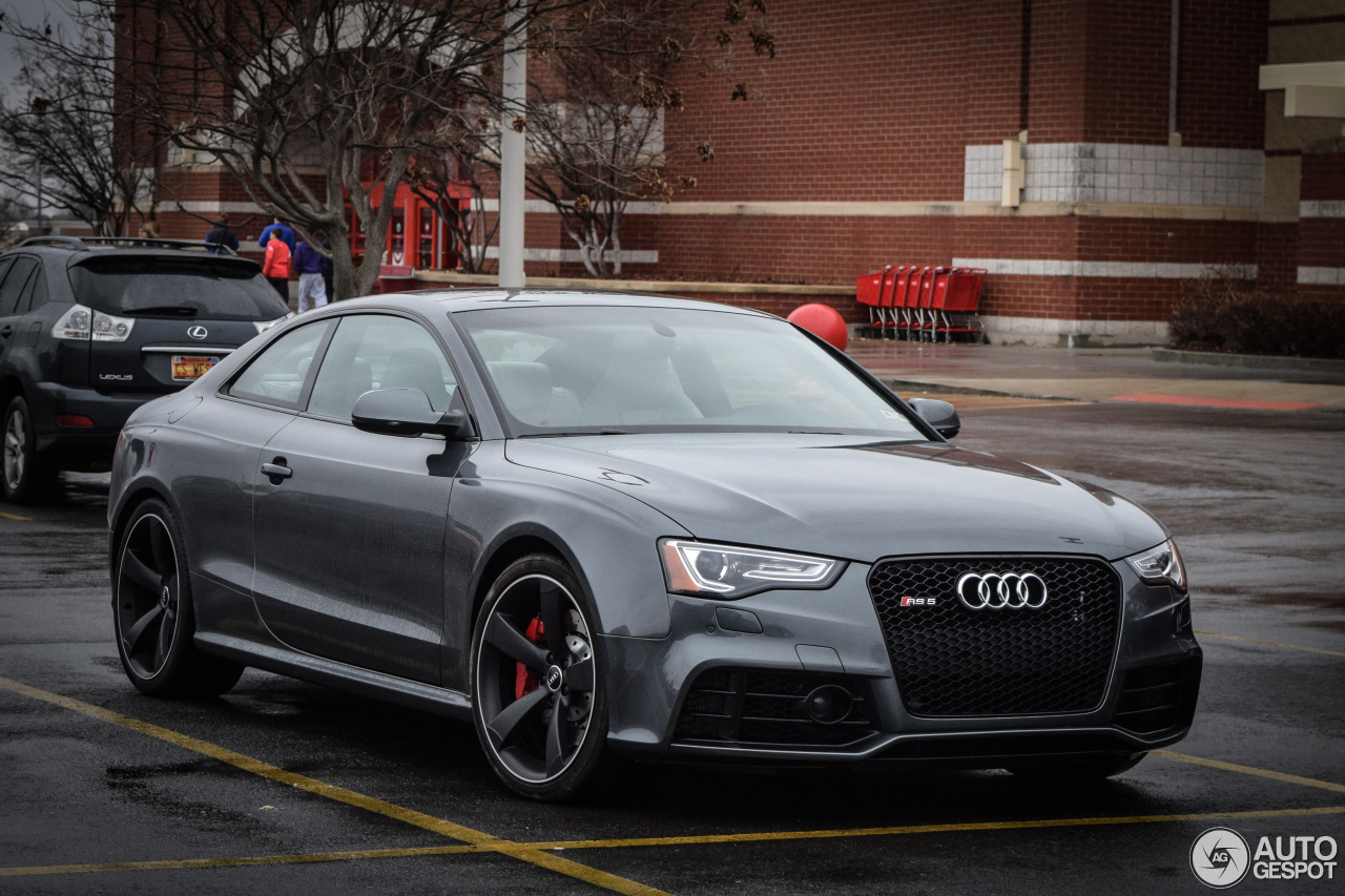 Loudest RS5 Ever!  2015 Audi RS5  YouTube