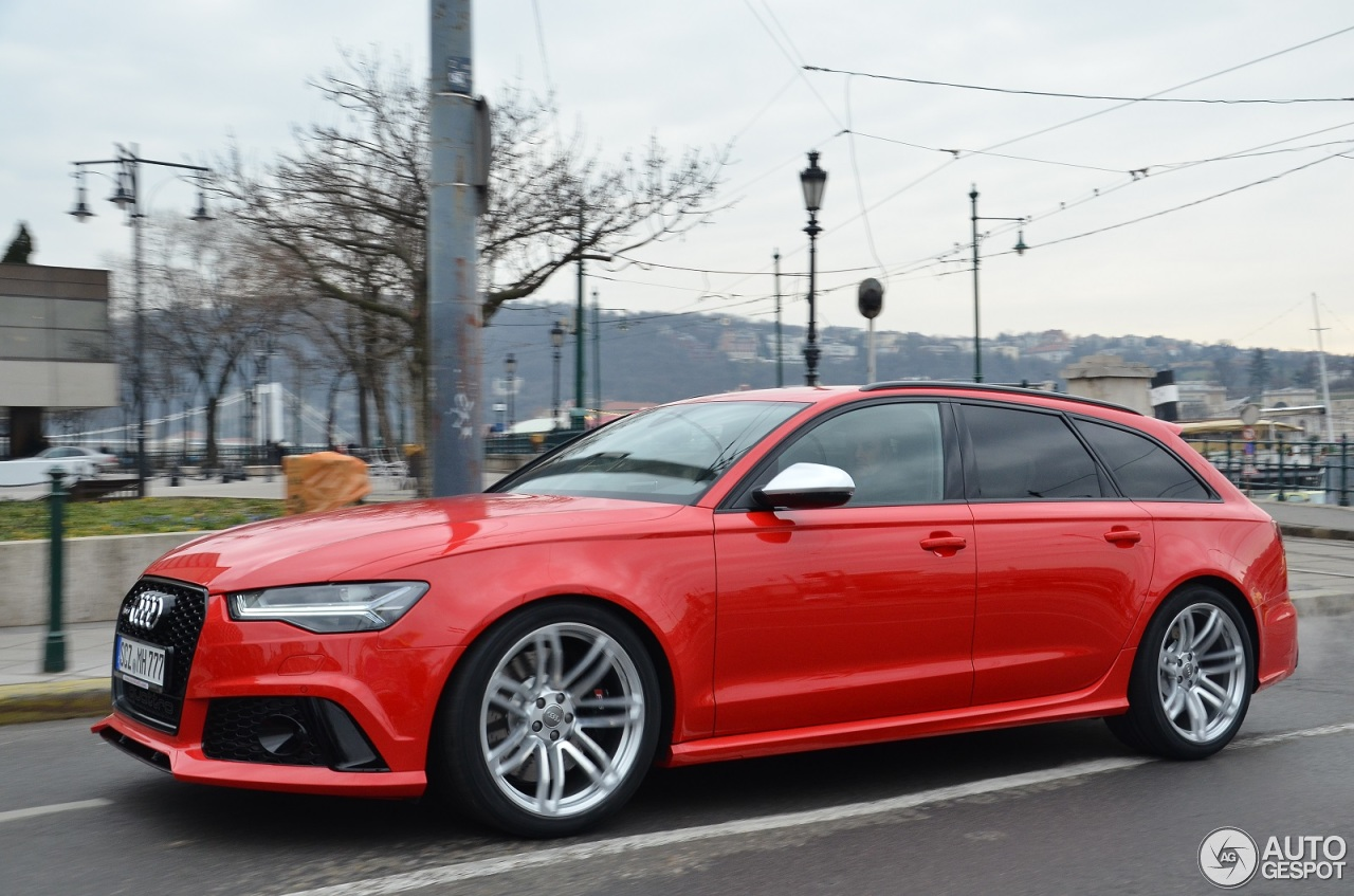 audi rs6 avant c7 2015 19 january 2015 autogespot