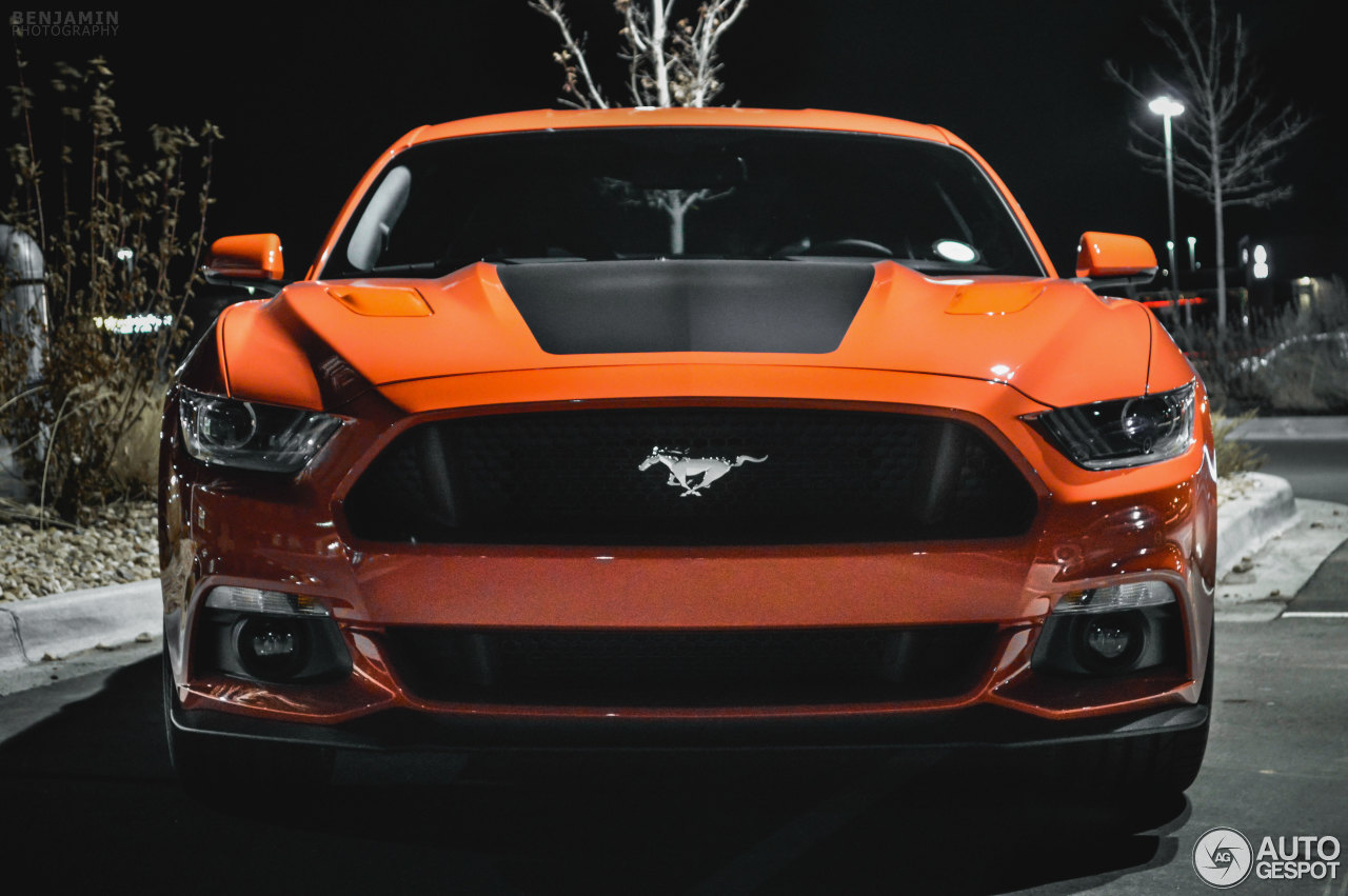 ford mustang gt 2015 20 january 2015 autogespot. Black Bedroom Furniture Sets. Home Design Ideas
