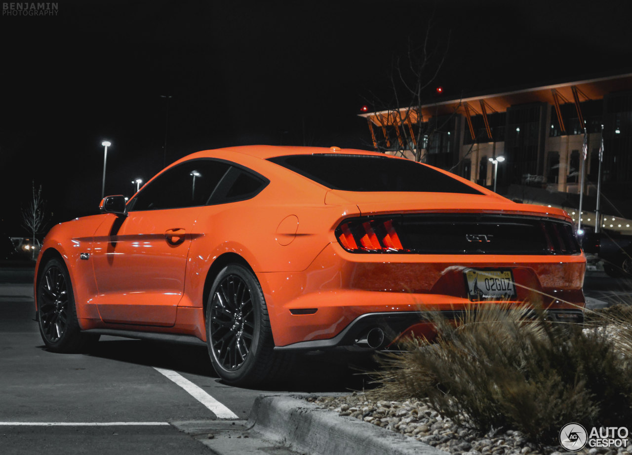 Ford Mustang Gt 2015 20 January 2015 Autogespot