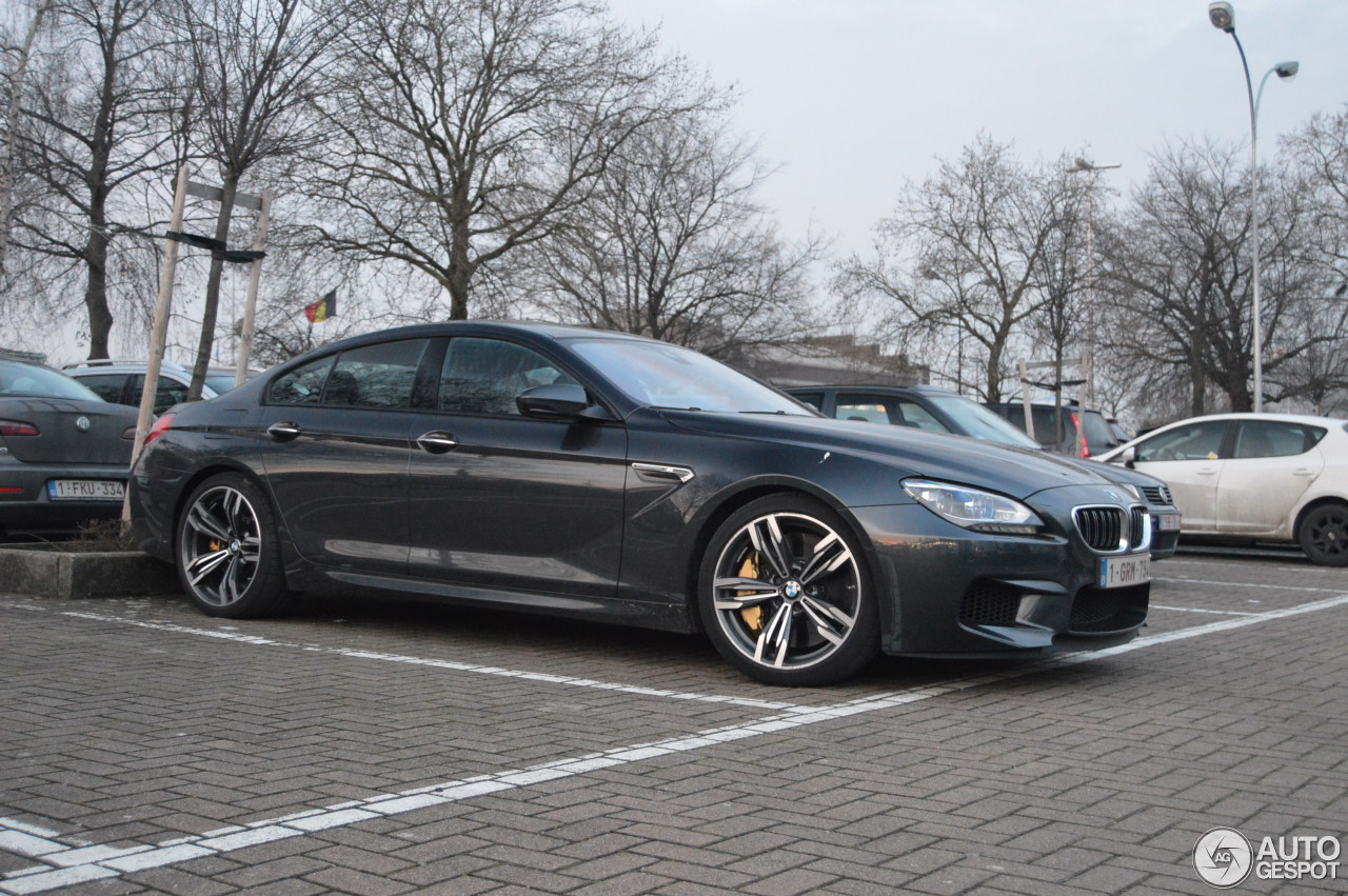 Bmw M6 F06 Gran Coup 233 21 January 2015 Autogespot