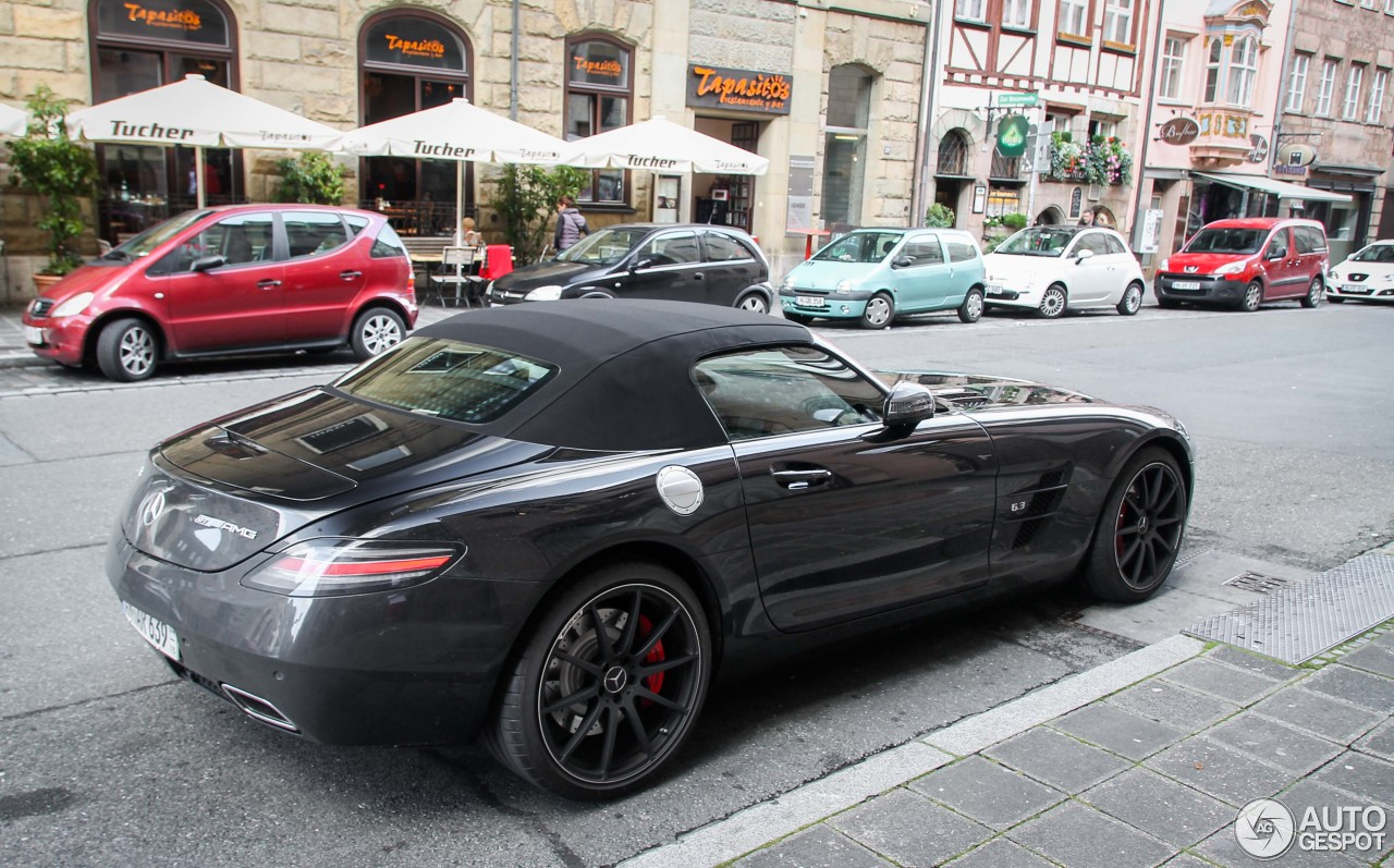 Mercedes benz sls amg gt roadster 21 januar 2015 for 2015 mercedes benz sls amg