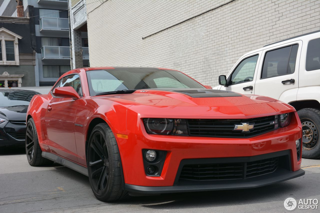 chevrolet camaro zl1 22 january 2015 autogespot. Black Bedroom Furniture Sets. Home Design Ideas