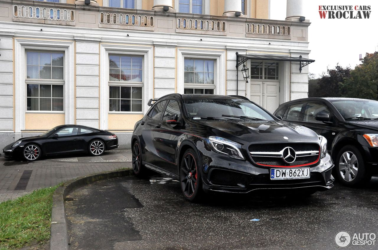 mercedes sls black edition