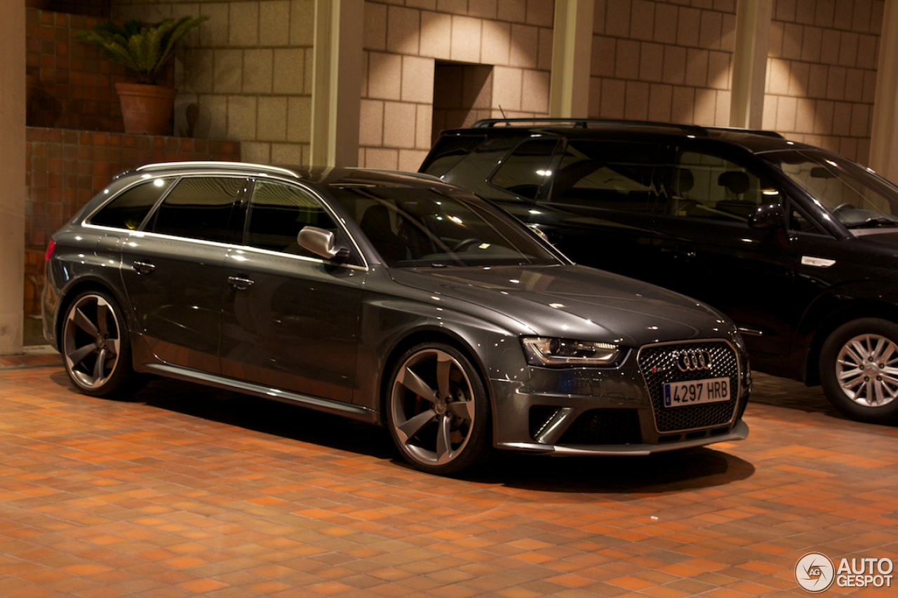 audi rs4 avant b8 23 january 2015 autogespot. Black Bedroom Furniture Sets. Home Design Ideas