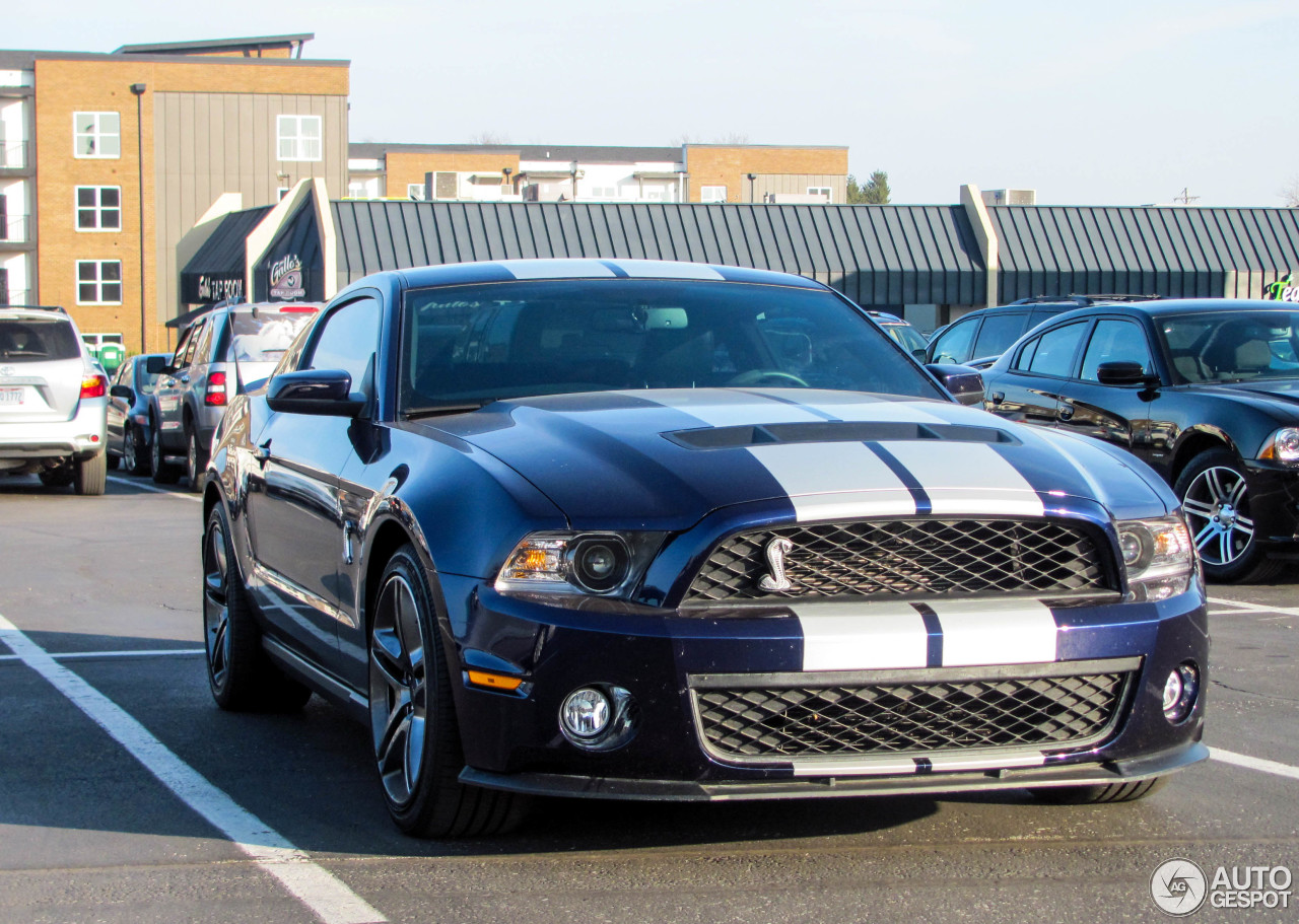 Ford Mustang Shelby GT500 2010  23 January 2015  Autogespot