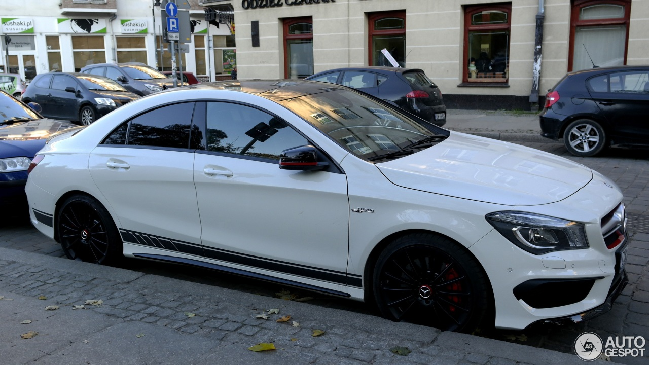 mercedes-benz cla 45 amg edition 1 c117 - 23 january 2015 - autogespot