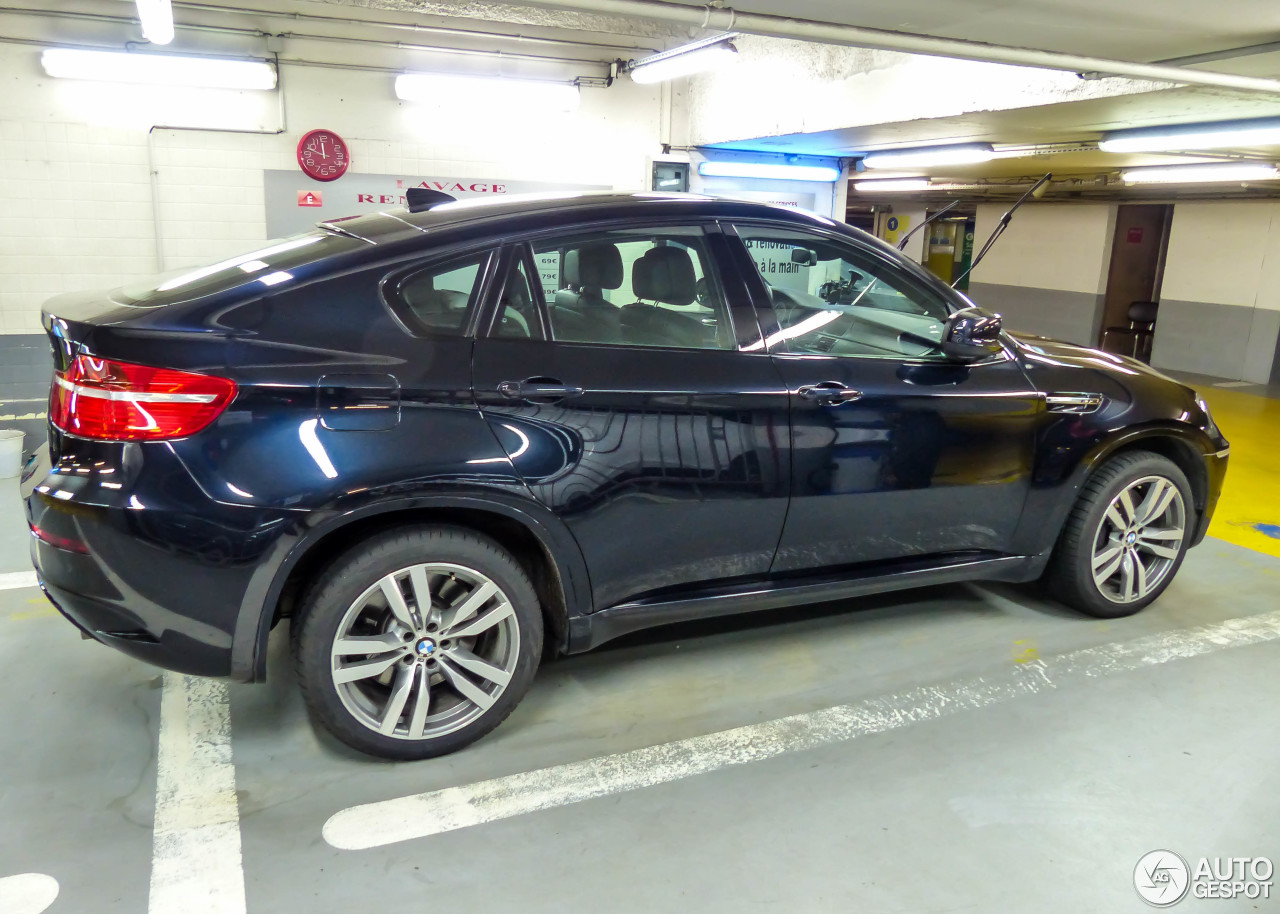 bmw x6 m 25 janvier 2015 autogespot. Black Bedroom Furniture Sets. Home Design Ideas