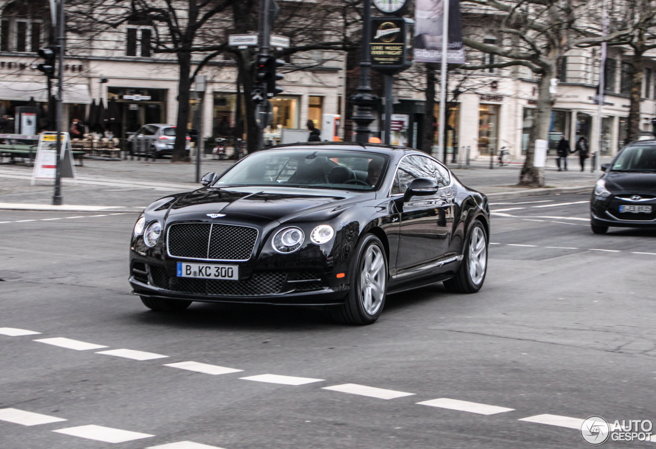 bentley continental gt speed 2015 26 january 2015 autogespot. Cars Review. Best American Auto & Cars Review