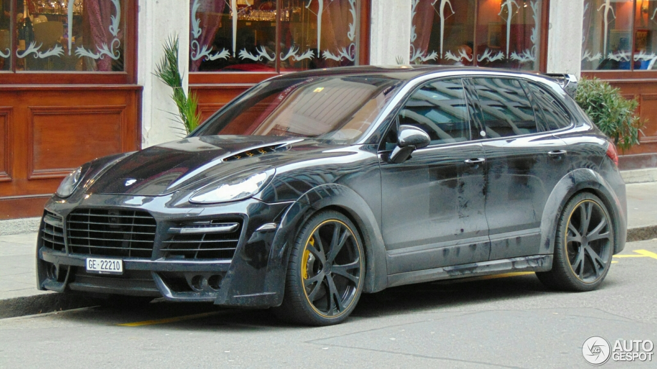 porsche cayenne techart magnum 2011 26 january 2015 autogespot. Black Bedroom Furniture Sets. Home Design Ideas