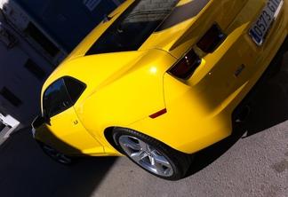 Chevrolet Camaro SS Bumblebee