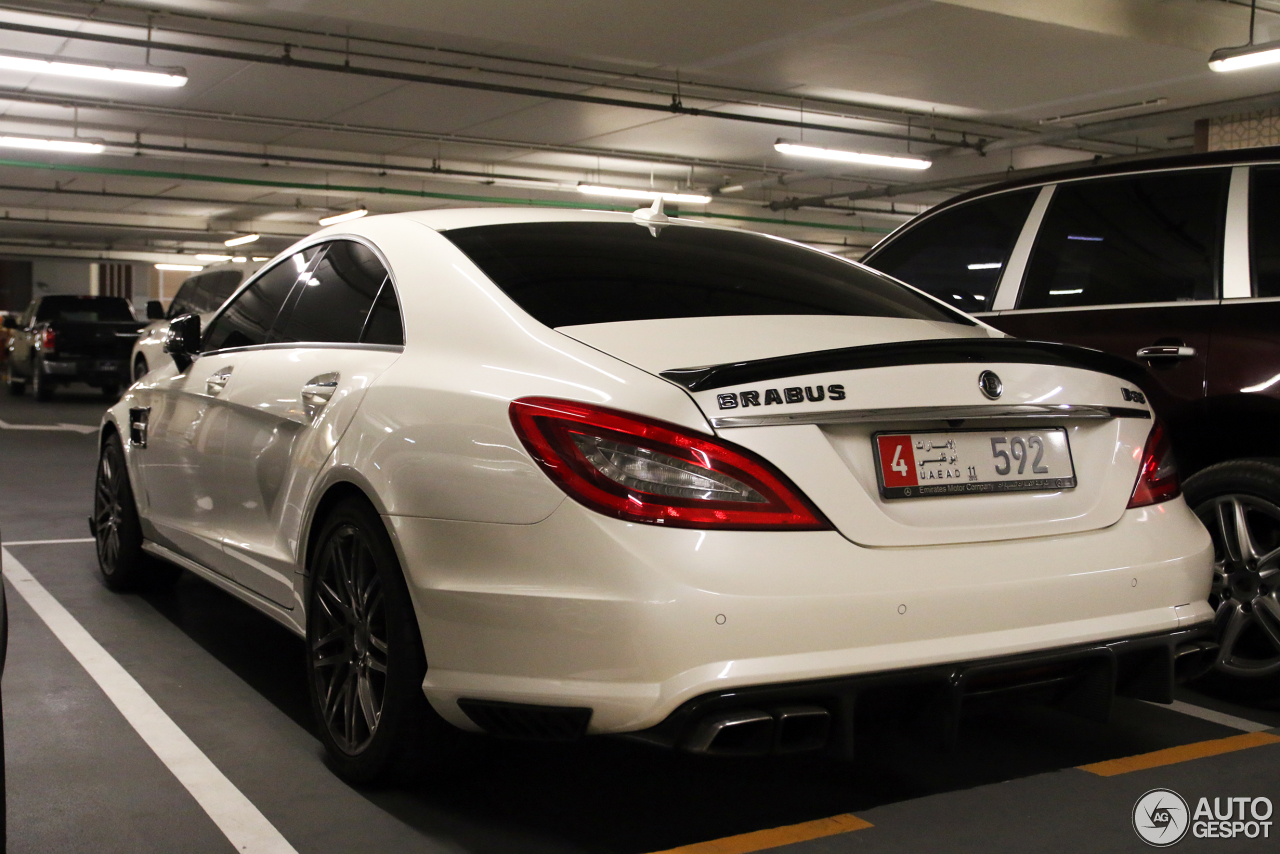 Mercedes benz brabus cls b63 27 january 2015 autogespot for Mercedes benz brabus price