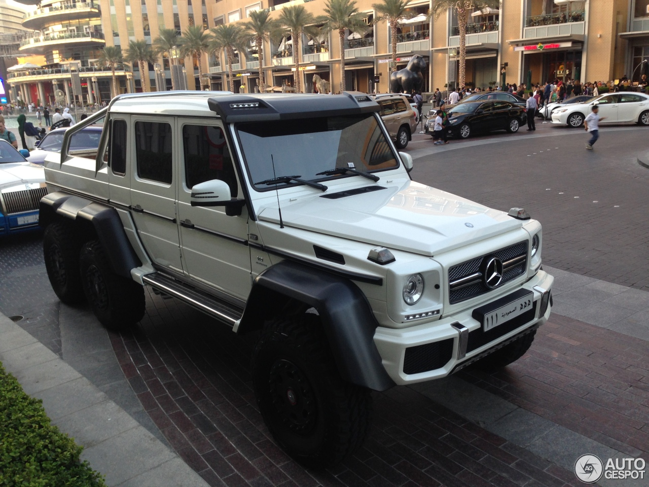 mercedes benz g 63 amg 6x6 27 january 2015 autogespot. Black Bedroom Furniture Sets. Home Design Ideas