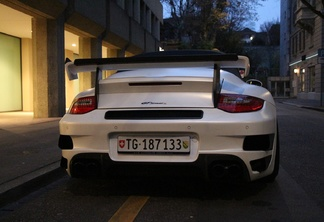 Porsche 997 Techart GT Street R Cabriolet MkII