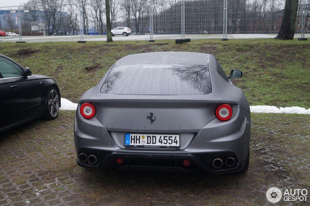 Ferrari Ff 28 Januar 2015 Autogespot