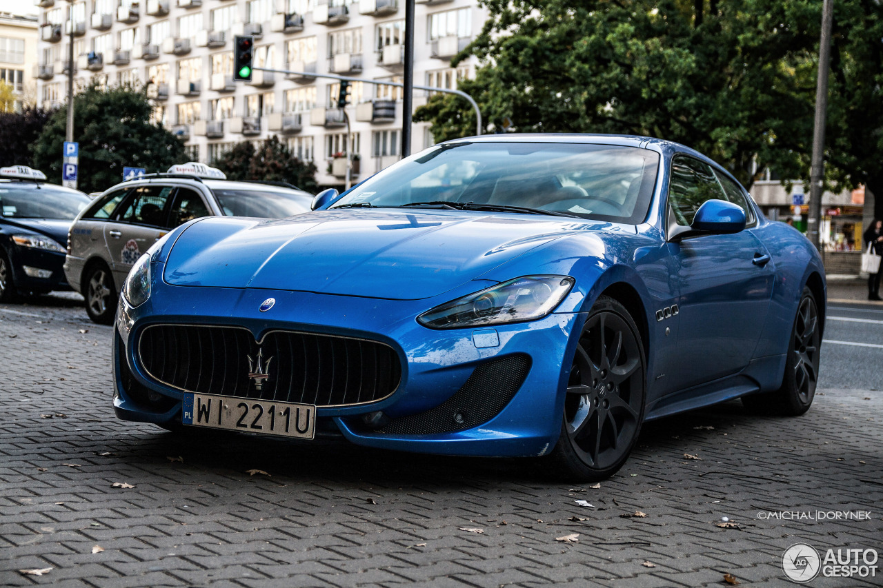 maserati granturismo sport 29 january 2015 autogespot. Black Bedroom Furniture Sets. Home Design Ideas