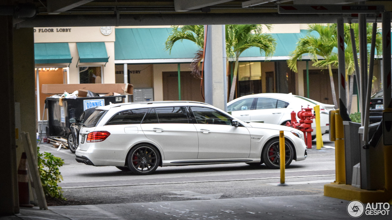 Mercedes Benz E 63 Amg S Estate S212 29 January 2015
