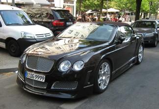 Bentley Continental GTC by Premier 4509