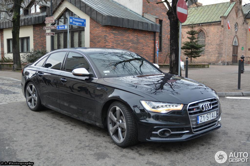 Audi S6 Sedan C7 1 February 2015 Autogespot