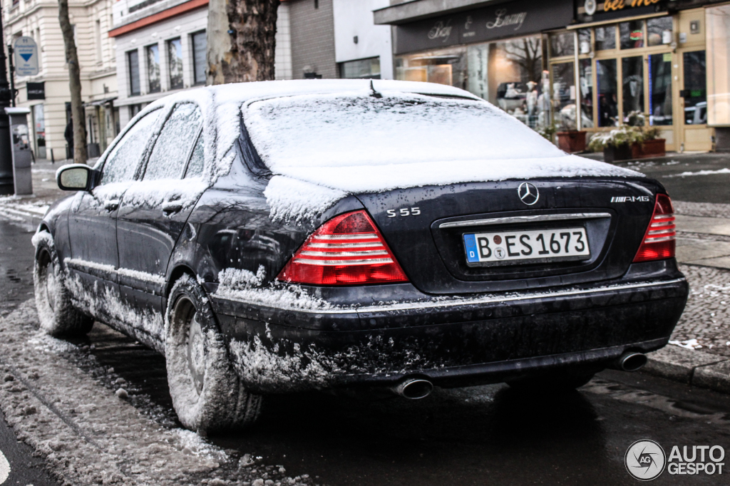 Mercedes Benz S 55 Amg W220 1 February 2015 Autogespot