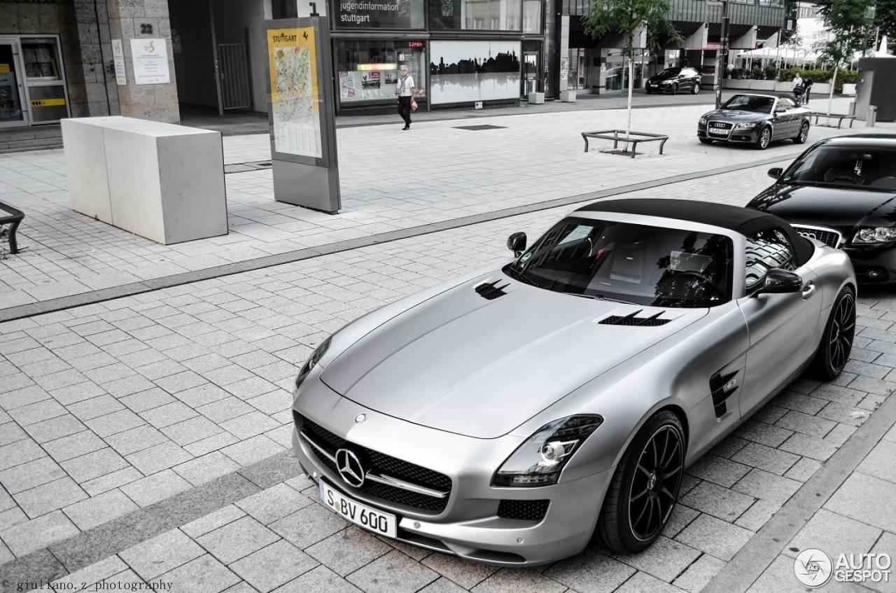 Mercedes benz sls amg gt roadster 1 februar 2015 for 2015 mercedes benz sls amg convertible
