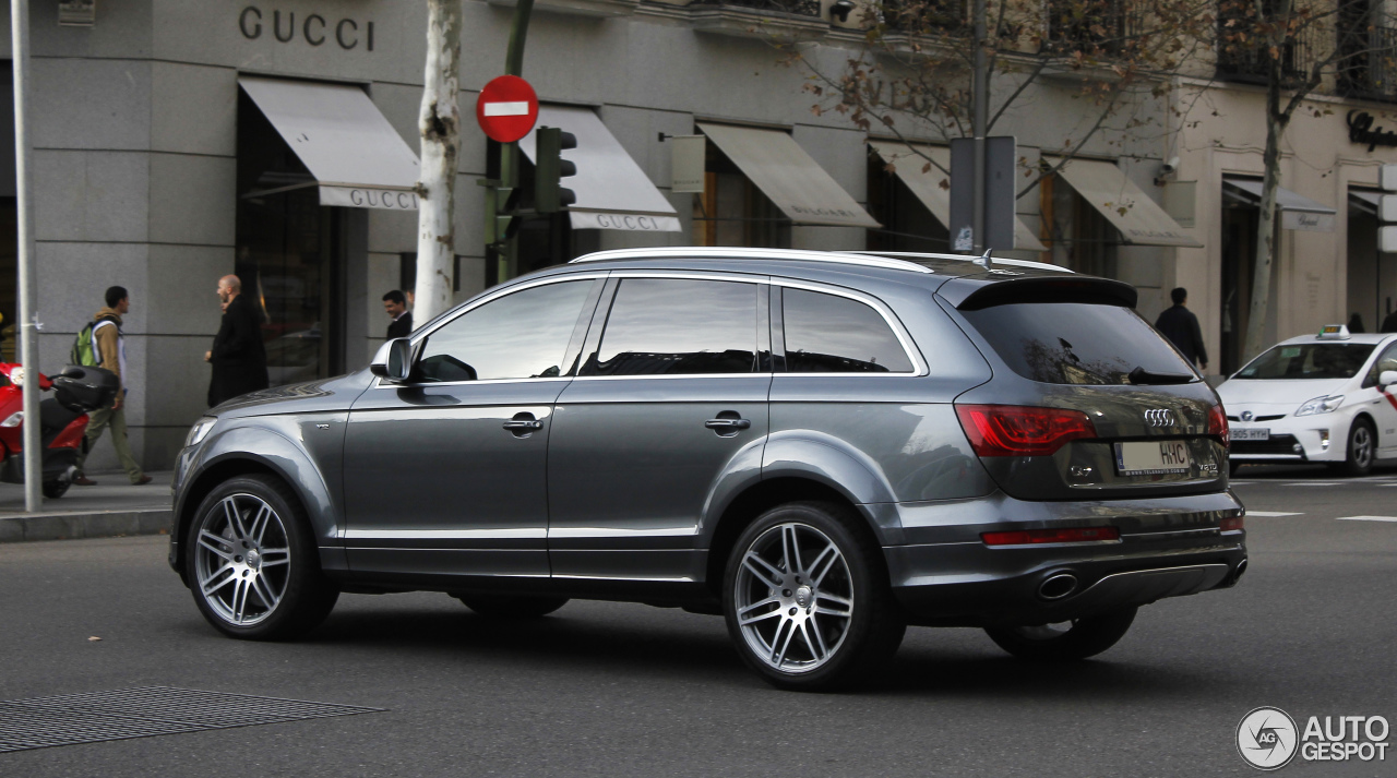 audi q7 v12 tdi 2 fvrier 2015 autogespot. Black Bedroom Furniture Sets. Home Design Ideas