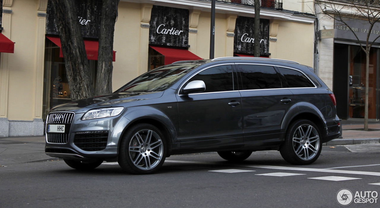 audi q7 v12 tdi 2 february 2015 autogespot. Black Bedroom Furniture Sets. Home Design Ideas