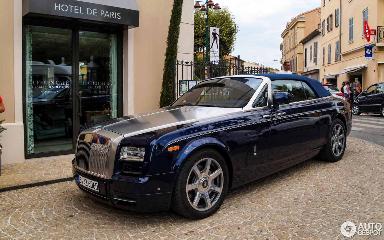 rolls royce phantom drophead coup series ii 2 february. Black Bedroom Furniture Sets. Home Design Ideas