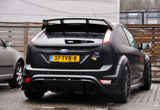 Ford Focus RS 500 Mountune MR 375
