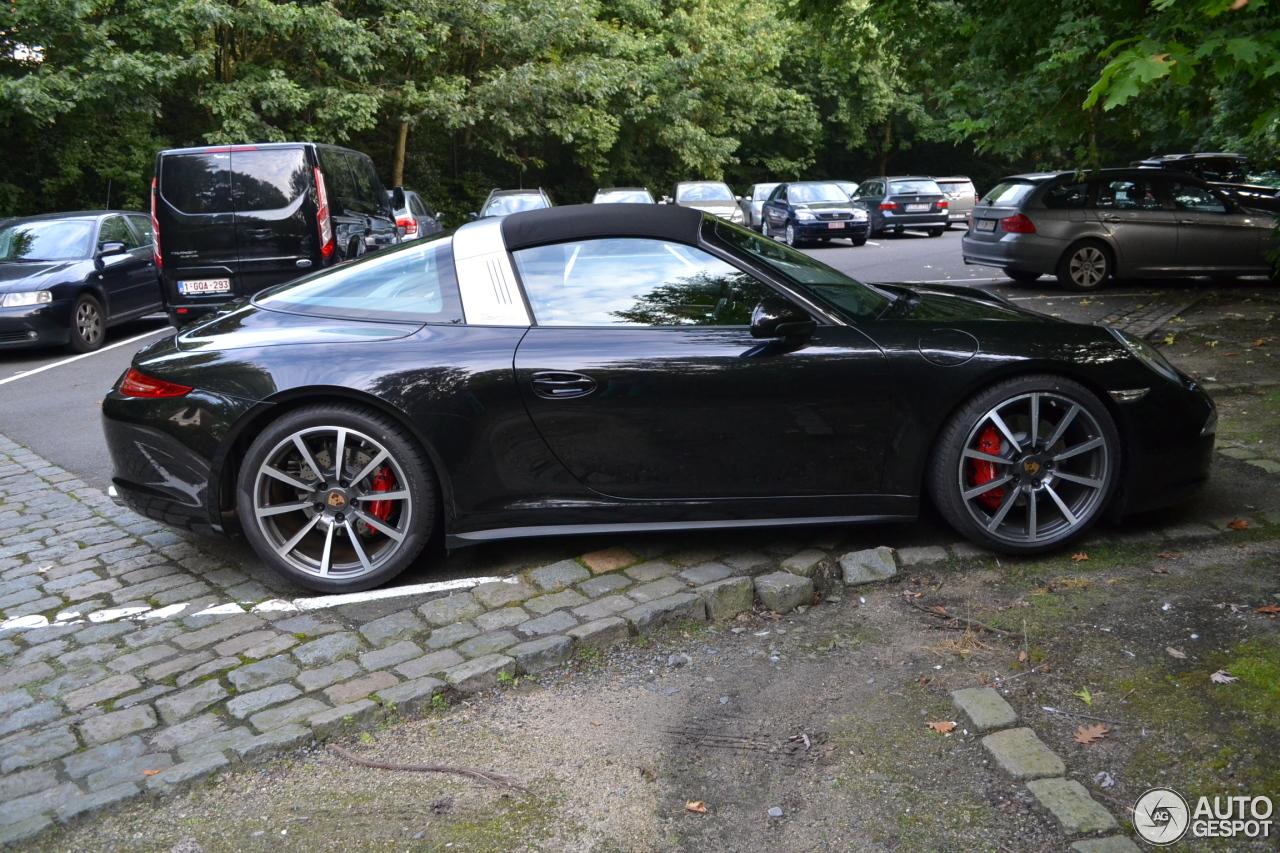 Porsche 991 Targa 4S - 4 February 2015 - Autogespot