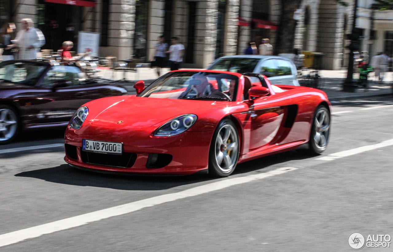 Porsche Carrera gt 2015 1 i Porsche Carrera gt 1