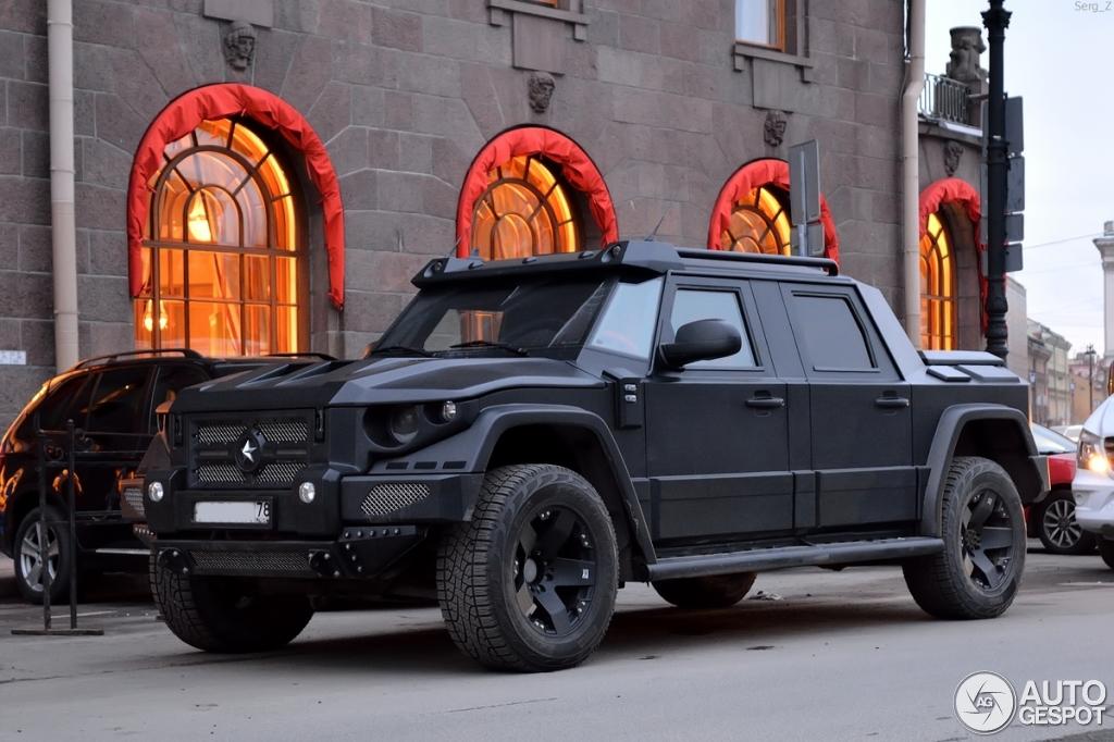 Dartz Prombron Black Russian - 5 Februar 2015 - Autogespot