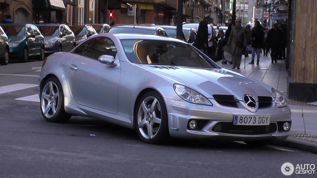 Mercedes Benz Slk 55 Amg R171 5 February 2015 Autogespot