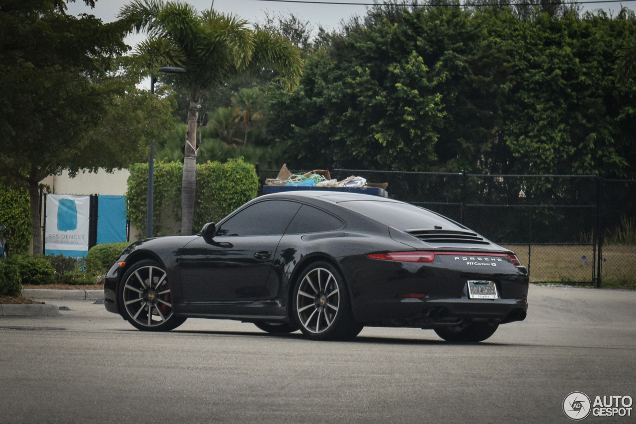 porsche 991 carrera 4s 5 february 2015 autogespot. Black Bedroom Furniture Sets. Home Design Ideas