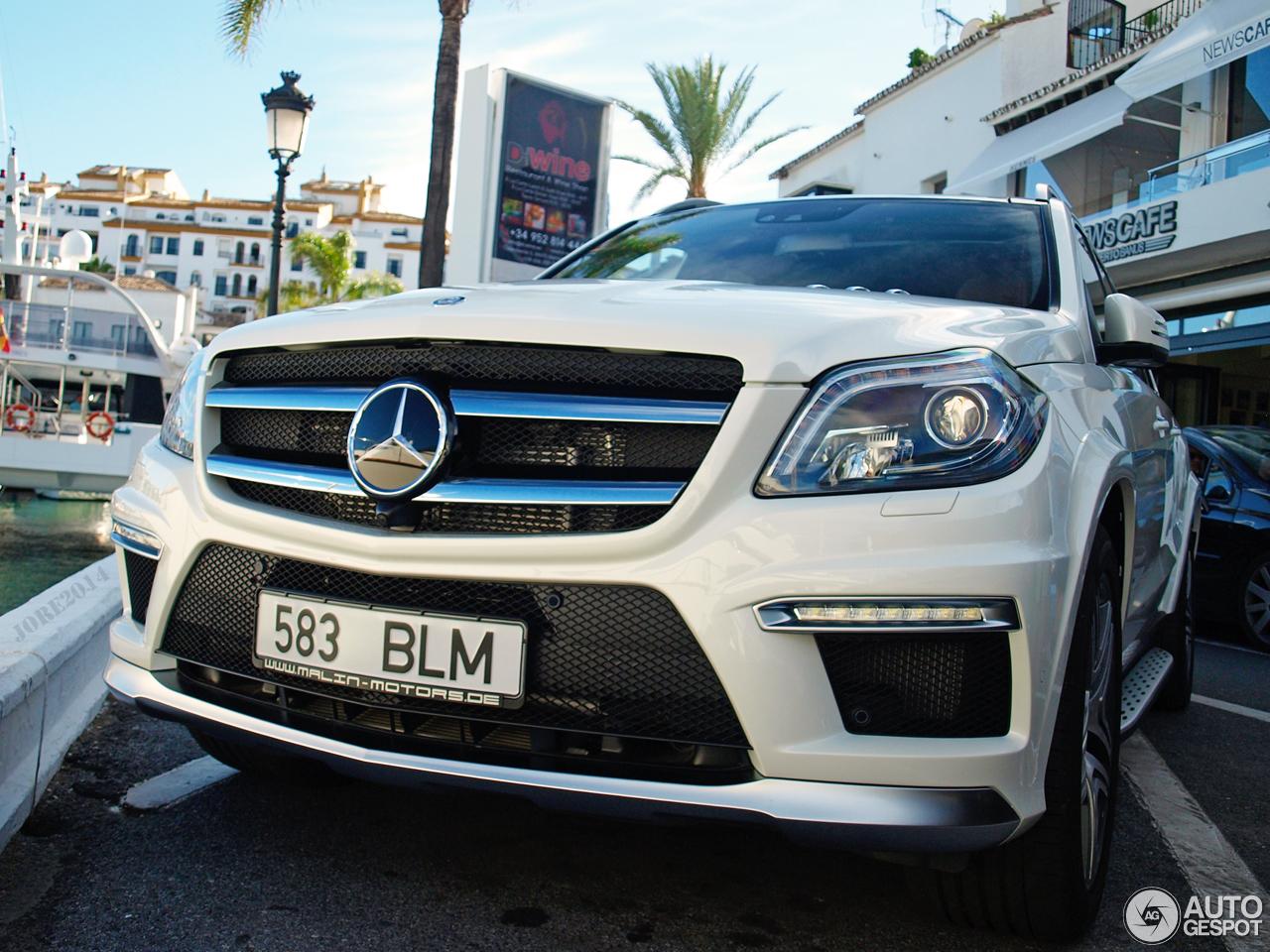 Mercedes benz gl 63 amg x166 7 febrero 2015 autogespot for Mercedes benz gl amg 2015
