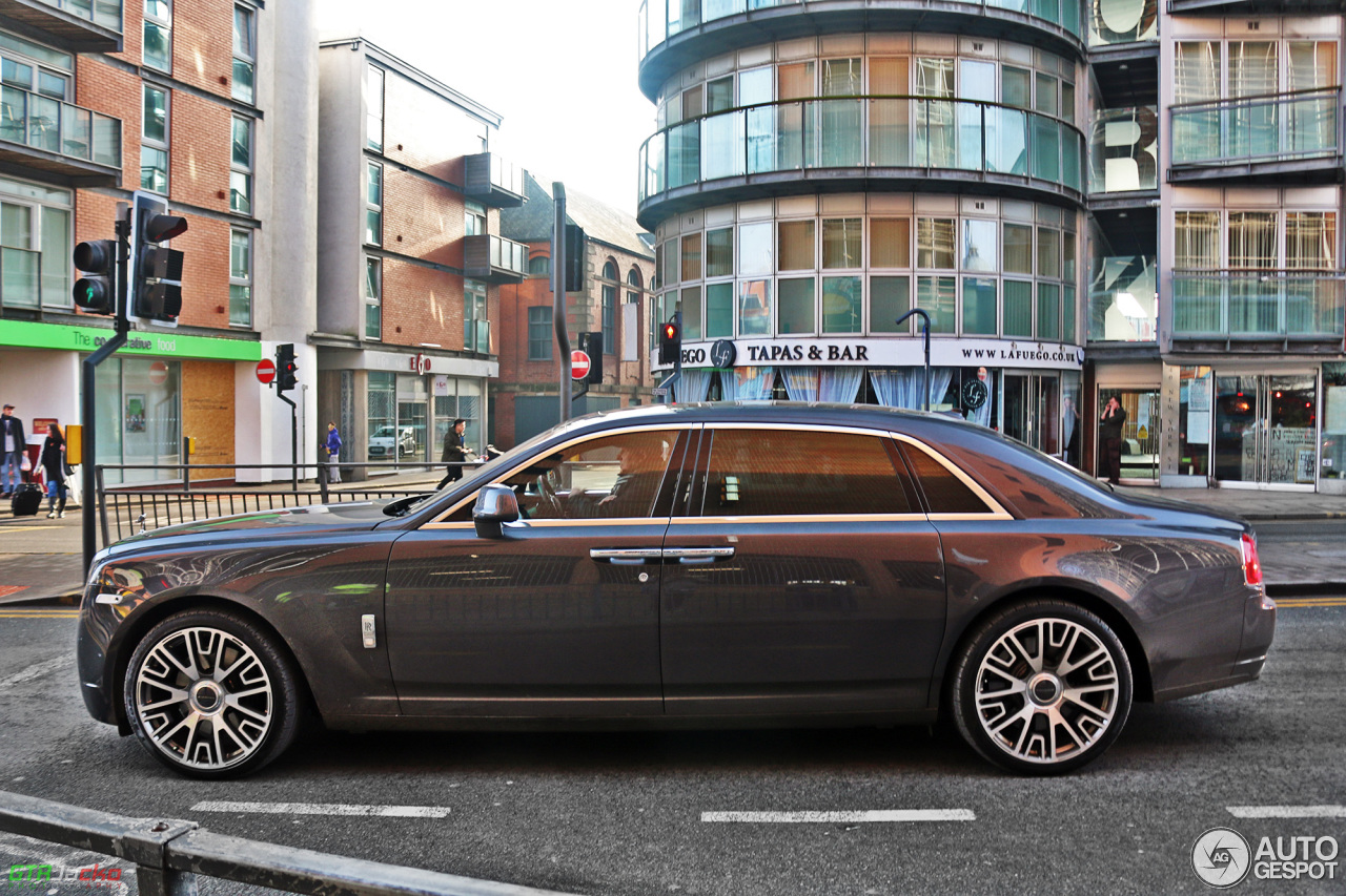 rolls royce ghost ewb 7 february 2015 autogespot. Black Bedroom Furniture Sets. Home Design Ideas