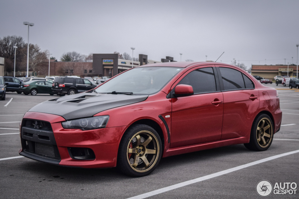 mitsubishi lancer evolution x 8 february 2015 autogespot. Black Bedroom Furniture Sets. Home Design Ideas