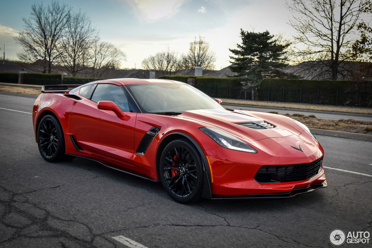 Chevy Corvette C7 Avorza Autos Post
