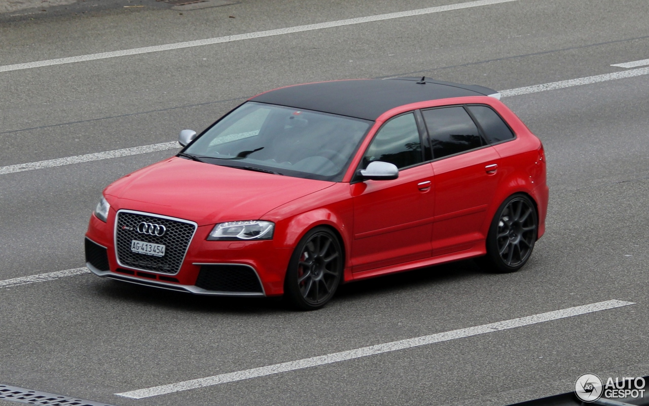audi rs3 sportback 11 february 2015 autogespot. Black Bedroom Furniture Sets. Home Design Ideas