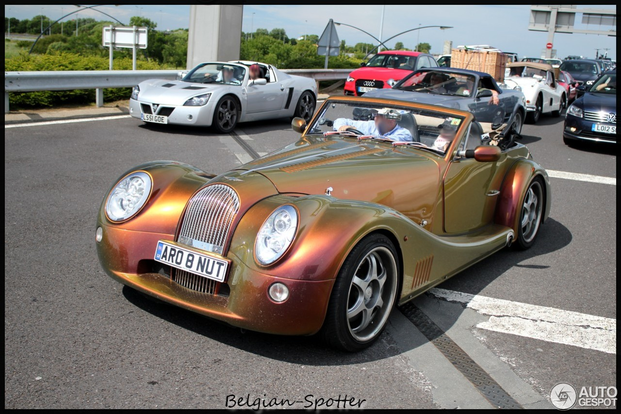 Morgan Aero 8 Series 4 - 11 February 2015 - Autogespot