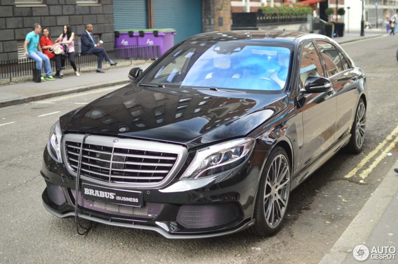 mercedes benz brabus 850 6 0 biturbo ibusiness 12