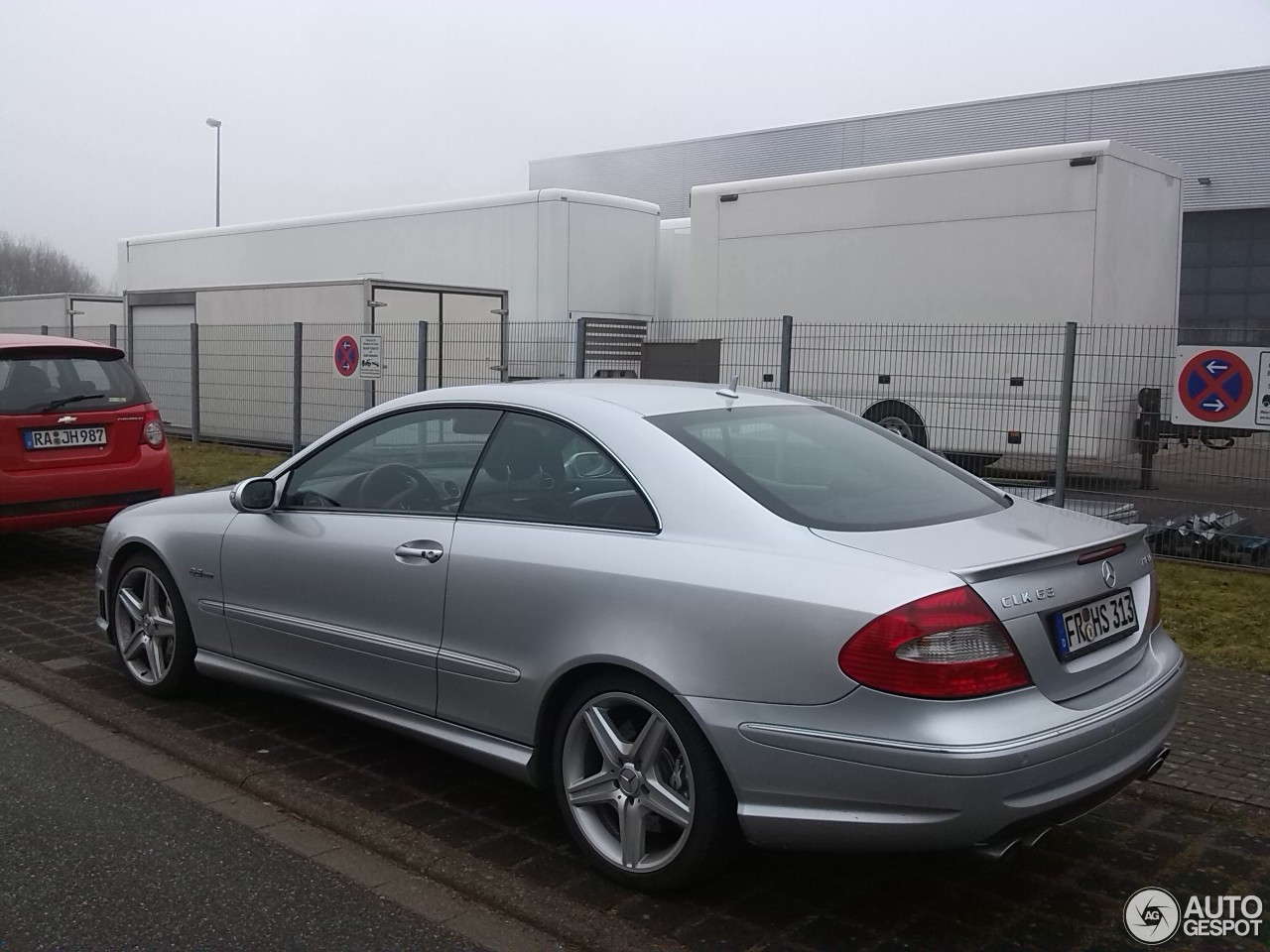 Mercedes benz clk 63 amg 12 february 2015 autogespot for Mercedes benz clk 63 amg