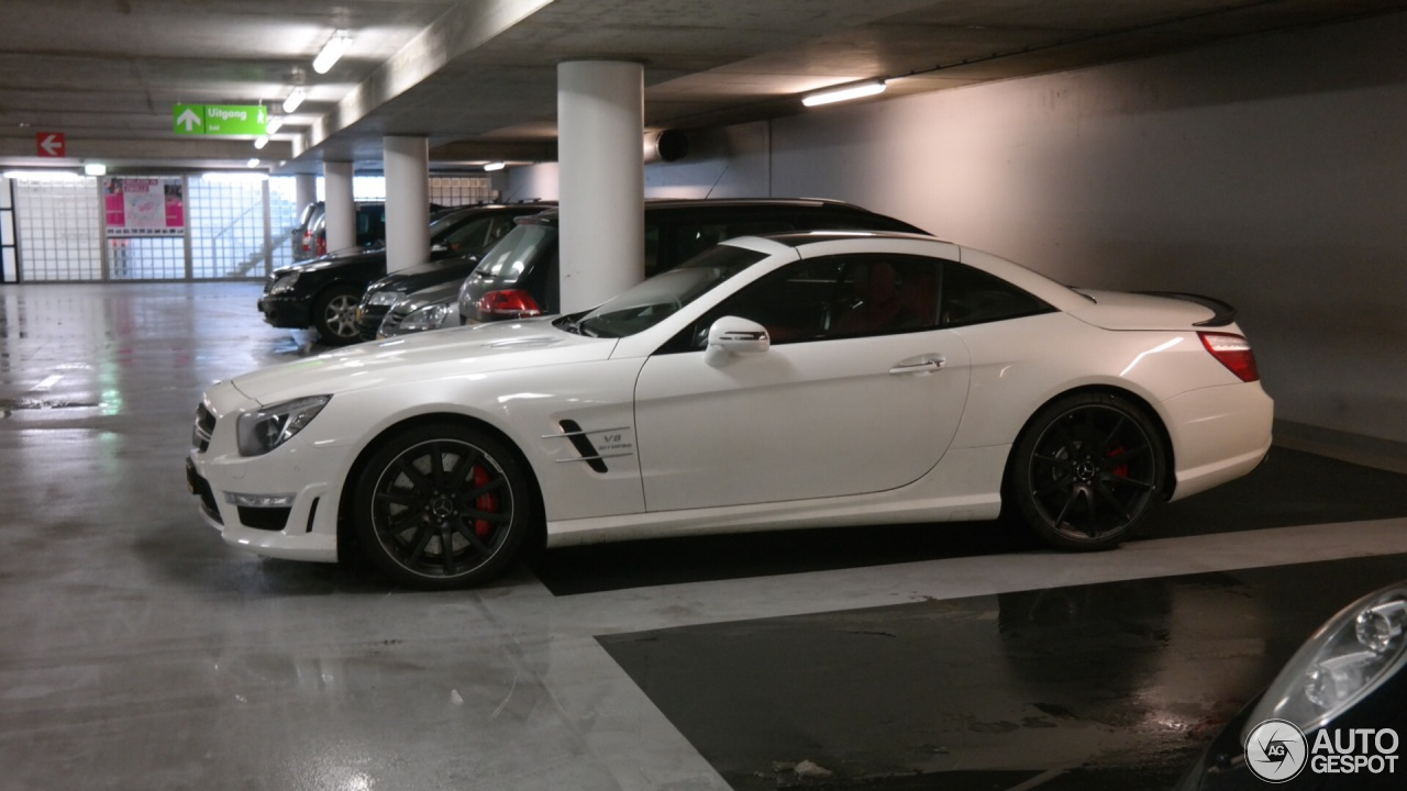 Mercedes benz sl 63 amg r231 12 february 2015 autogespot for Mercedes benz sl550 amg price