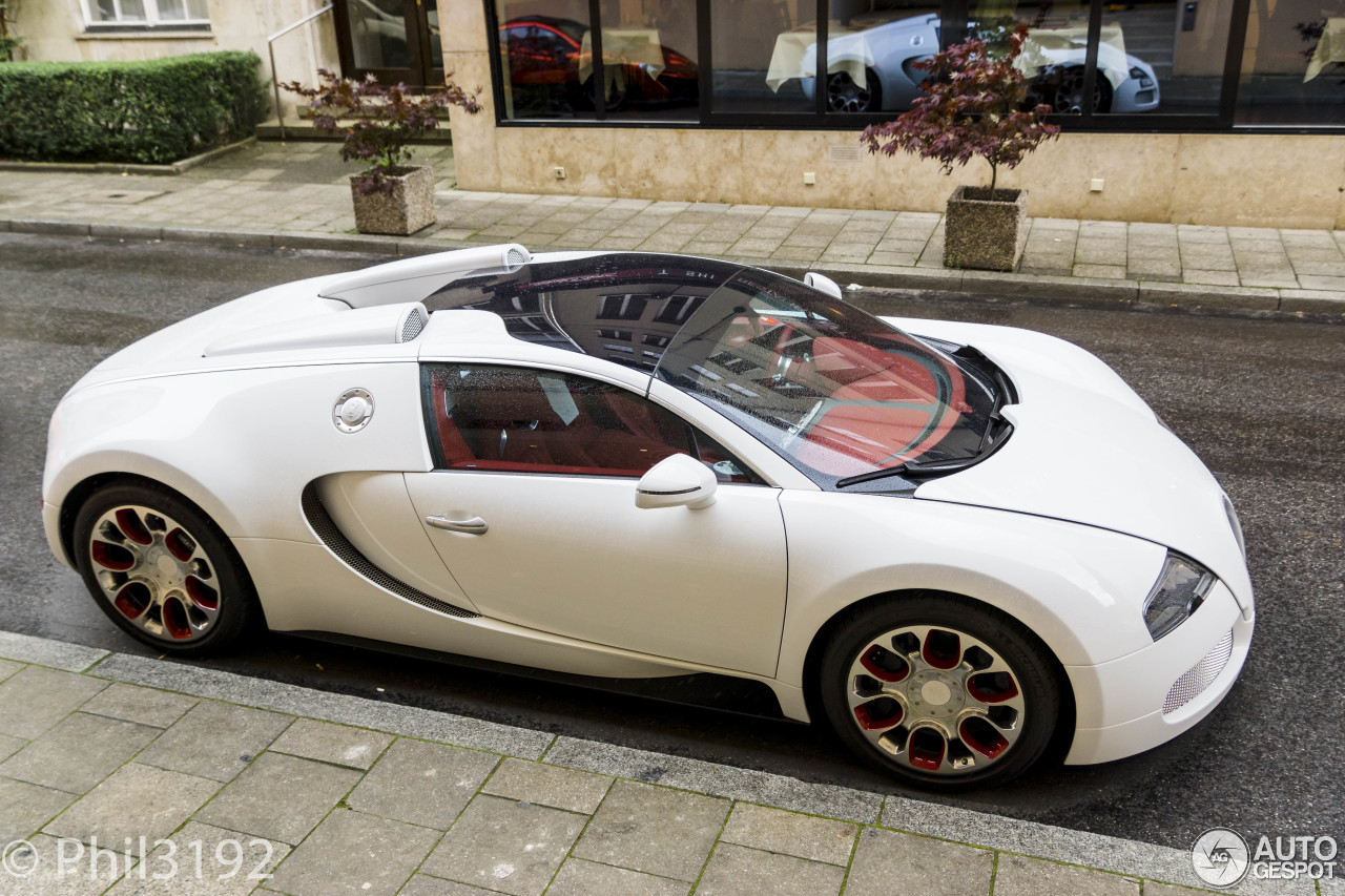 bugatti veyron 16 4 grand sport wei long 2012 13 february 2015 autogespot. Black Bedroom Furniture Sets. Home Design Ideas