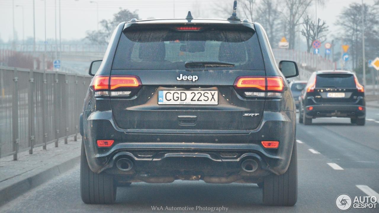 Jeep Grand Cherokee SRT-8 2013 - 13 luty 2015 - Autogespot