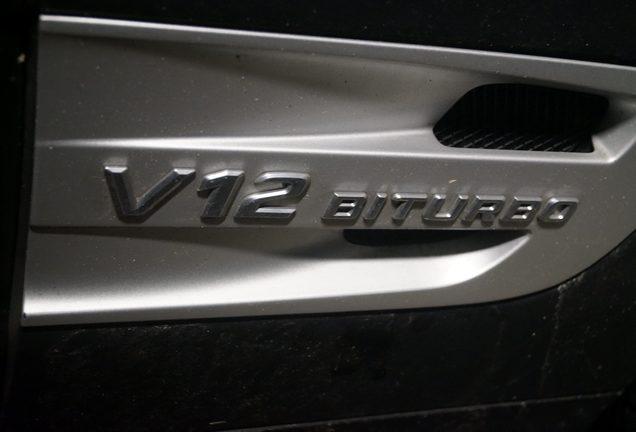 Mercedes-Benz SL 65 AMG R230 2009