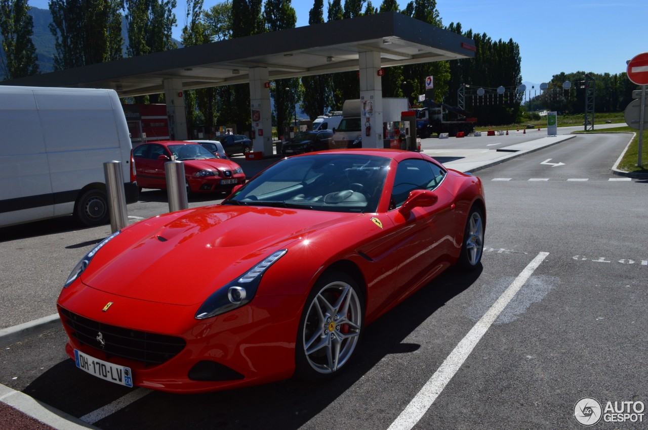 ferrari california t 14 fvrier 2015 autogespot. Black Bedroom Furniture Sets. Home Design Ideas