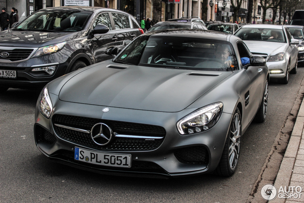 Mercedes Amg Gt S 14 February 2015 Autogespot