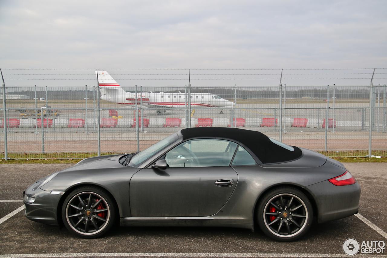 Porsche 997 Carrera 4s Cabriolet Mki 15 February 2015